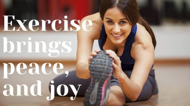 Exercise-brings-peace-and-joy